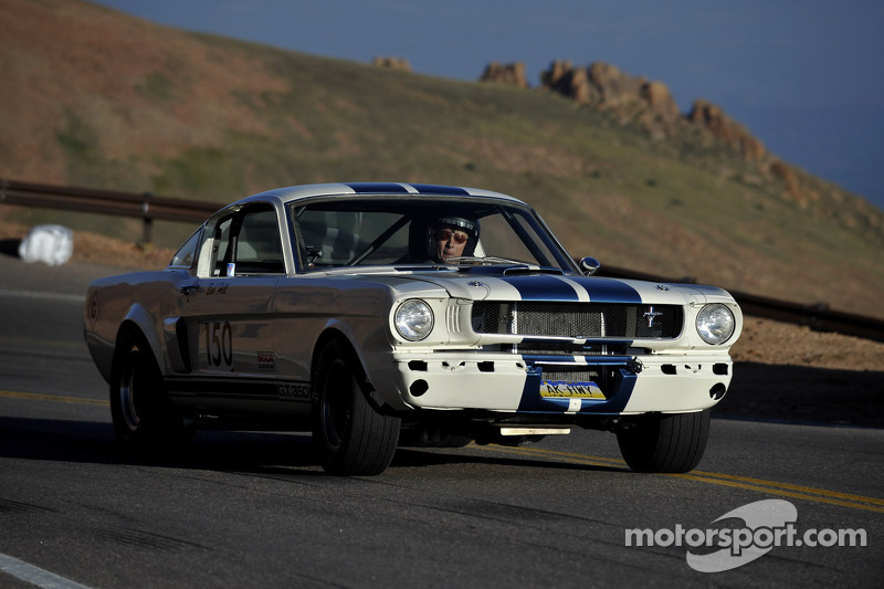 #150 Ford Mustang: Robert Hill