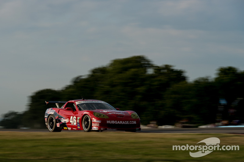 #46 Michael Baughman Racing Chevrolet Corvette: Michael Baughman, James Davison