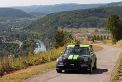 Chris Atkinson en Stéphane Prévot, Mini John Cooper Works WRC