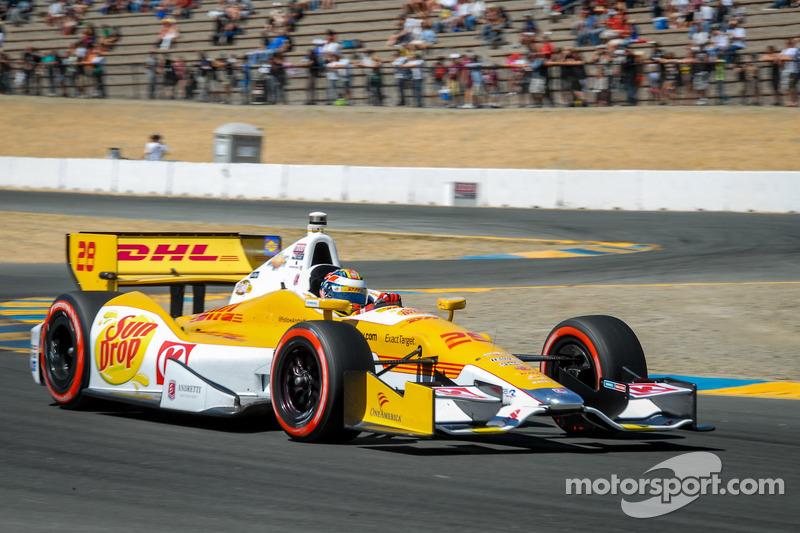 2012 IndyCar: Ryan Hunter-Reay, Andretti Autosport, Dallara-Chevrolet