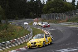 #190 BMW M3 GT4: Henry Walkenhorst, Ralf Oeverhaus