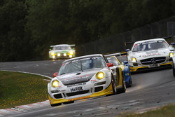 #38 Car Collection Motorsport, Porsche 911 GT3 Cup S: Marco Schelp, Peter Schmidt