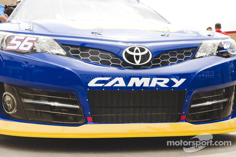 Martin Truex Jr. announces continued partnership with Michael Waltrip Racing