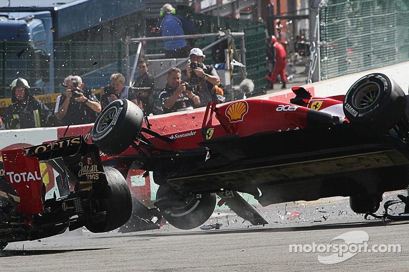 Grand Prix von Belgien 2012 in Spa-Francorchamps