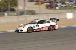 #73 Horton Autosport Neo Synthetics, Carbotech Performance Brakes, Victory Lane Wealth Management Porsche GT3 Cup: Eric Foss, Patrick Lindsey