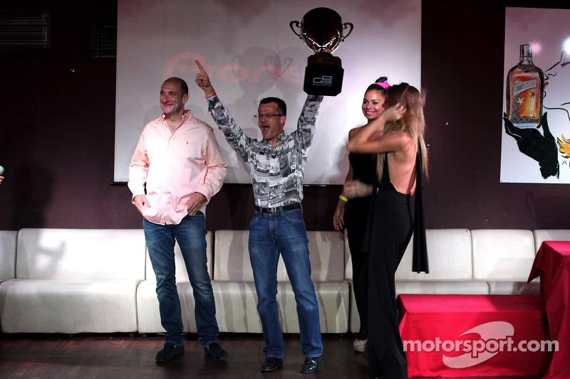 Lotus GP vieren