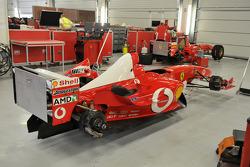 Ferrari F2003
