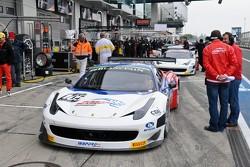 #105 Russian Bears Motorsport Ferrari 458 Italia: Maleev Vyacheslav, Kirill Ladygin