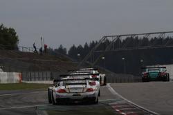 #3 Marc VDS Racing Team BMW Z4 GT3: Markus Palttala, Bas Leinders, Maxime Martin