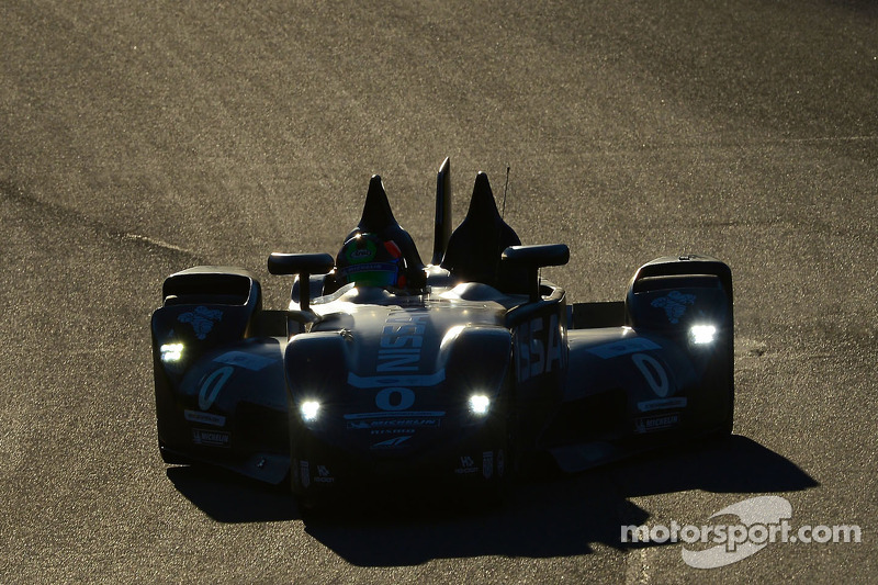 Gunnar Jeannette in de DeltaWing