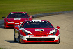 #5 Ferrari of Atlanta 458CS: Jim Booth