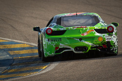 #458 Ferrari of Beverly Hills 458TP: Kevin Marshall