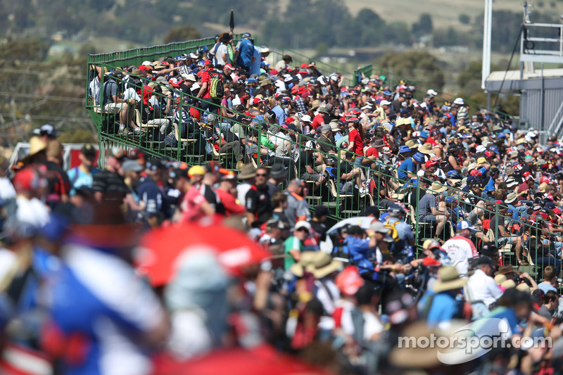 Bathurst atmosphere