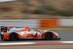 #15 Oak Racing Pescarolo Honda: Bertrand Baguette, Dominik Kraihamer