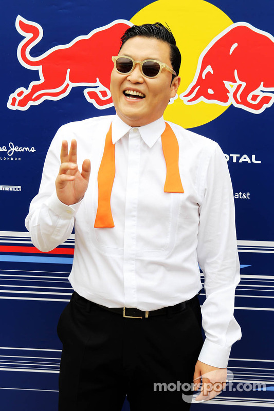 Psy, bekend van Gangnam Style