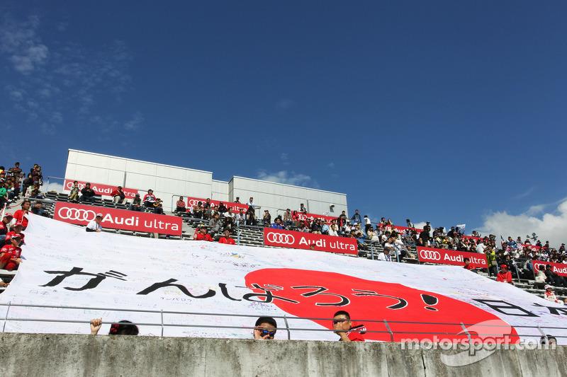 Japanse fans
