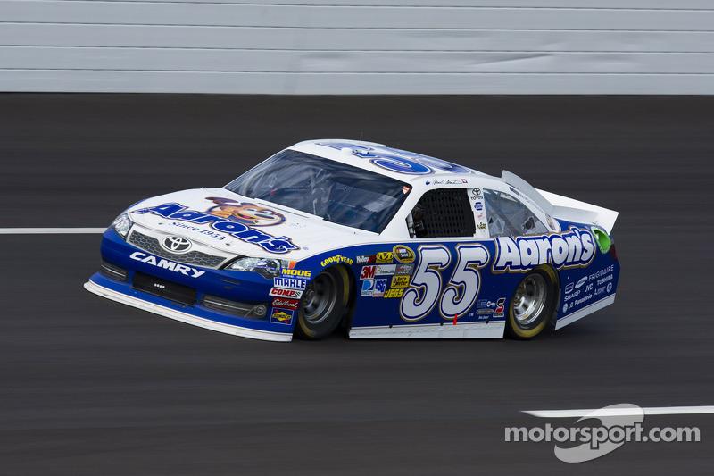 Mark Martin, Michael Waltrip Racing Toyota