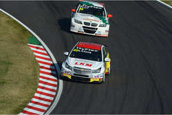 Darryl O'Young, BMW 320 TC, Wiechers-Sport