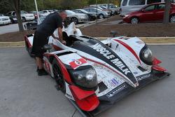 Muscle Milk Pickett Racing HPD