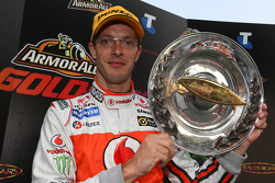 Sébastien Bourdais winner of the Dan Wheldon memorial trophy