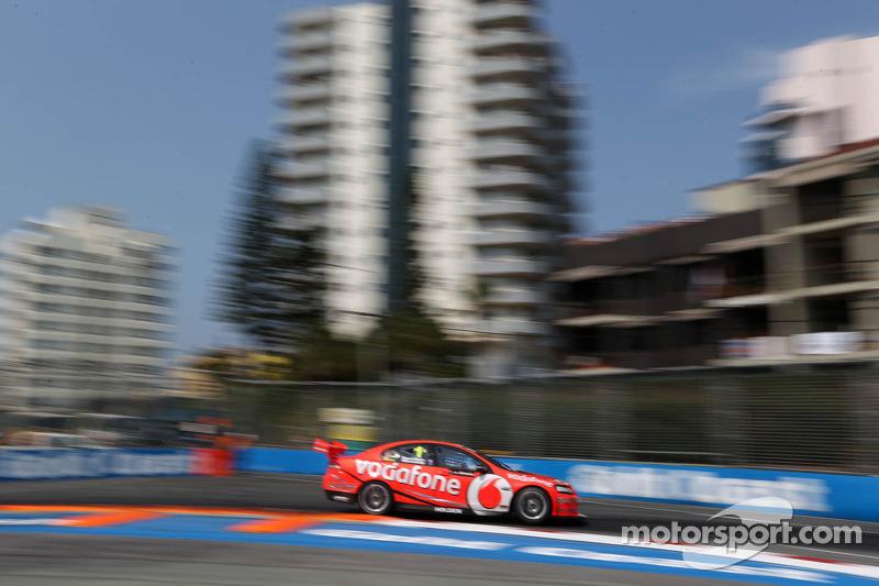 Jamie Whincup y Sébastien Bourdais, Team Vodafone
