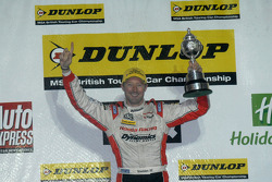 2012 BTCC Champion Gordon Shedden