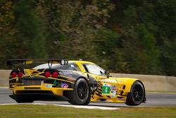 #4 Corvette Racing Chevrolet Corvette C6 ZR1: Oliver Gavin, Tom Milner, Richard Westbrook