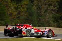 #46 Thiriet by TDS Racing Oreca Nissan: Mathias Beche, Pierre Thiriet, Christophe Tinseau