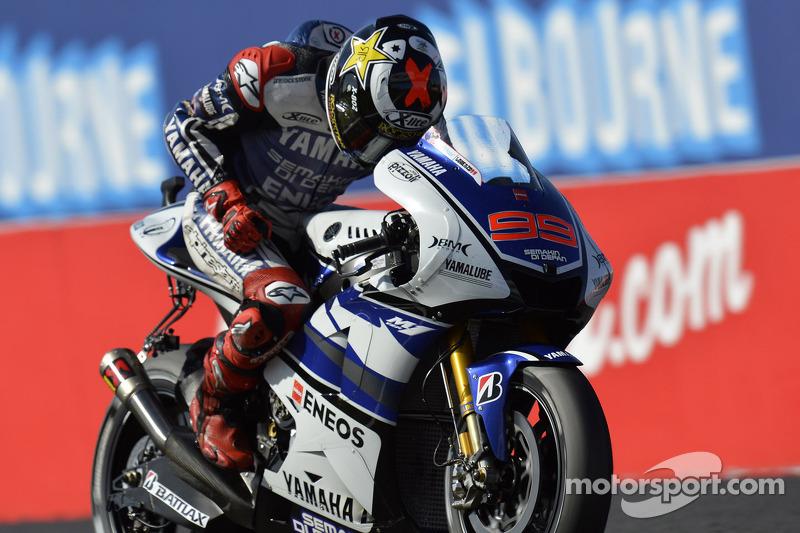 2012 - Хорхе Лоренсо, Yamaha