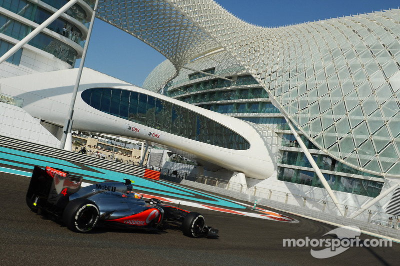 GP Abu Dhabi 2012