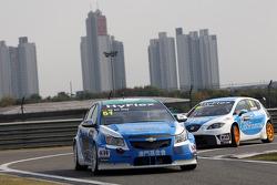 Ng Veng, Chevrolet Cruze, CHINA DRAGON RACING
