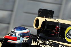 Equipment on the Lotus F1 of Edoardo Mortara, Lotus F1 Test Driver