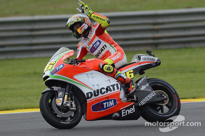 Valencia 2012: Abschied von Ducati