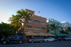 Ocean Drive ambiance
