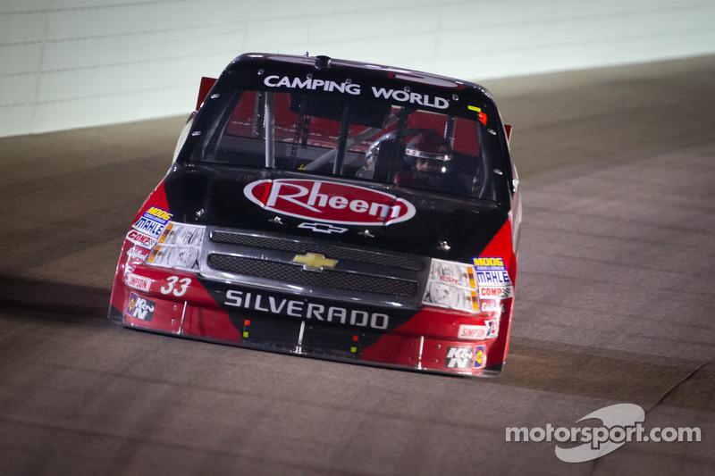 Cale Gale, Eddie Sharp Racing Chevrolet