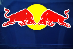 Red Bull Racing signage