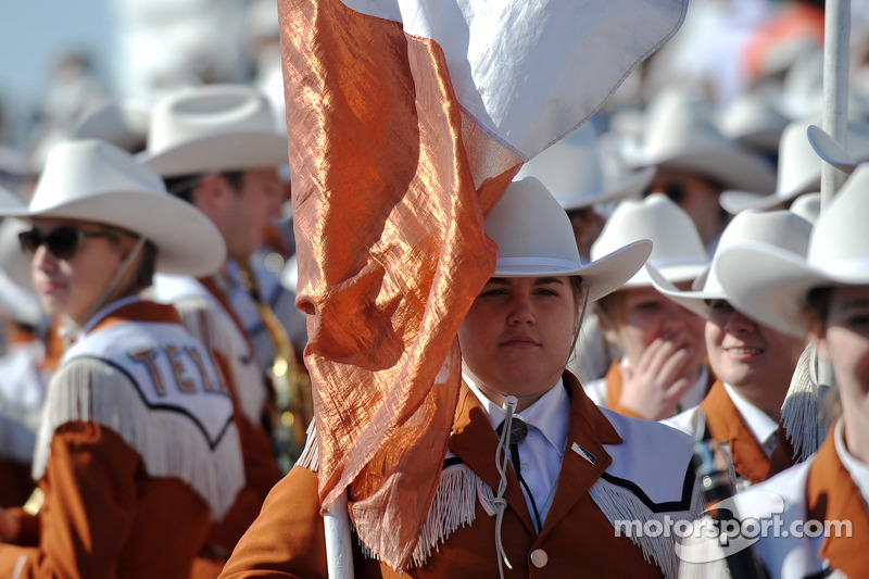 Fanfare de l'University of Texas