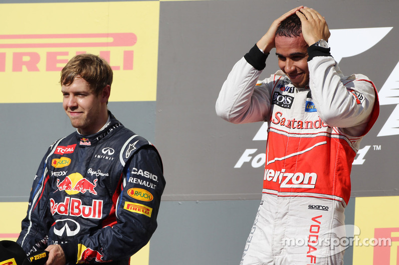 21- Gran Premio de Estados Unidos 2012, McLaren