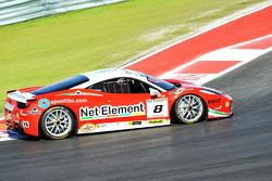 #8 Ferrari of Ft. Lauderdale 458TP