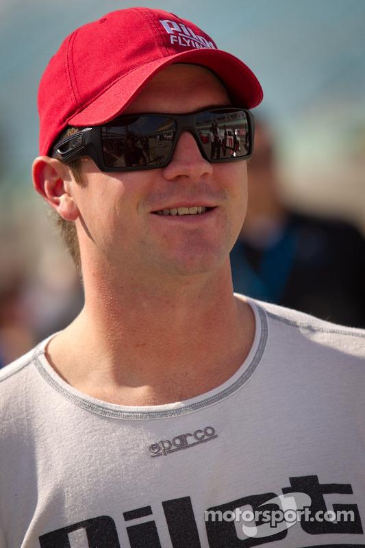 Michael Annett, Richard Petty Motorsports Ford