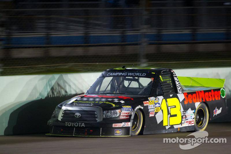 Johnny Sauter, ThorSport Racing Toyota