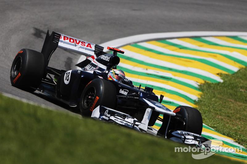2012 : Williams FW34