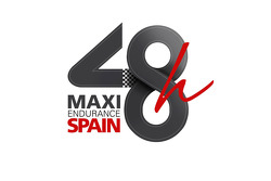 Maxi Endurance 48 logo, a 48 Hour race to be held in March 2013