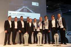Церемония вручения наград BMW Sports Trophy, особое событие.