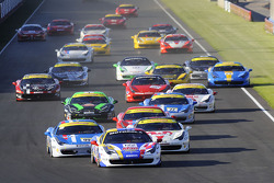 Trofeo Pirelli race 2 start