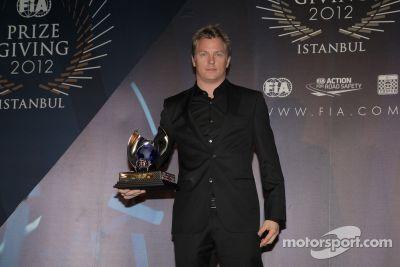 FIA Gala prize giving ceremony, Istanbul, Turkey