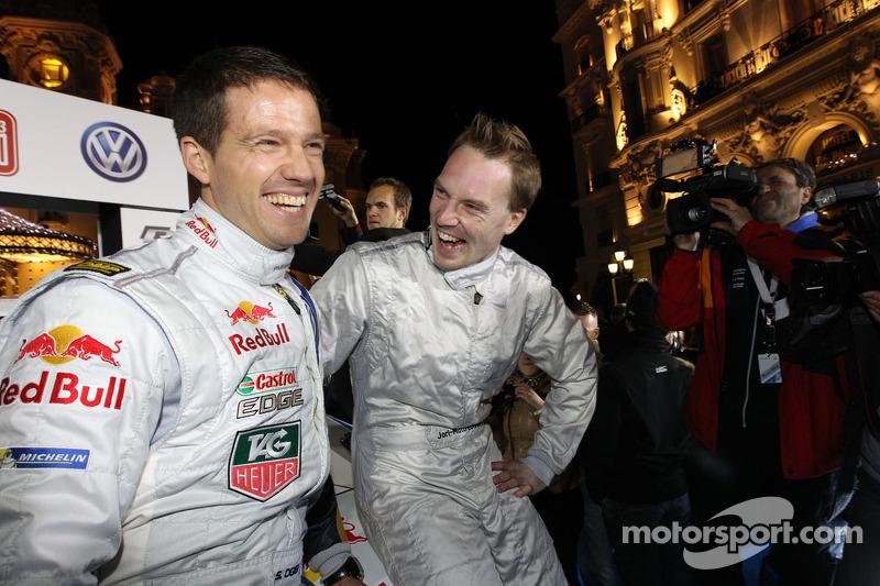 Jari-Matti Latvala en Sébastien Ogier