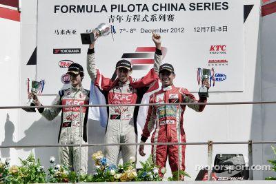 Formel Pilot: Sepang