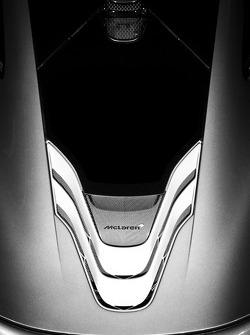 McLaren P1 bodywork detail