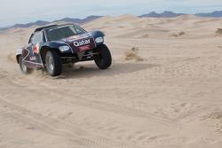 Тесты Qatar Red Bull Rally, тесты.
